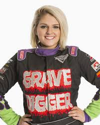 100 Girls Driving Trucks Female Monster Truck Driver Continuing A Family Tradition In Salt