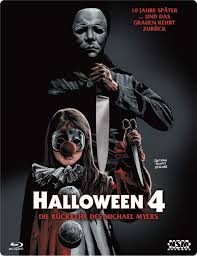 Halloween 1978 Young Michael Myers by Halloween 4 The Return Of Michael Myers Blu Ray Austria