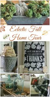 100 Eclectically Fall Home Tour