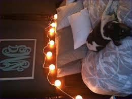 bedroom amazing string lights to hang in bedroom outdoor string