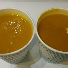 Where Did Pumpkin Soup Originated by Soup In Singapore Burpple