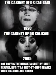Cabinet Of Dr Caligari Remake by The Cabinet Of Dr Caligari Remake Thewealthbuilding