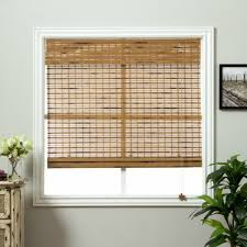 Amazoncom Roman Shades For Windows Bamboo 54inch Long 24 In X