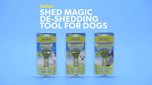 Horse Coat Shedding Tool by Safari Shed Magic De Shedding Tool For Dogs Large Chewy Com