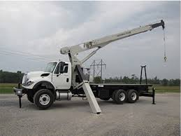 Heavy Equipment | Boom Truck National 800D 23 Ton - Panama
