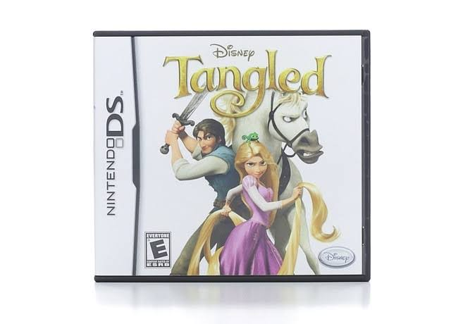 Disney Tangled - Nintendo DS