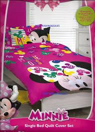 Minnie Mouse Bedding by Minnie Mouse Bedding Set