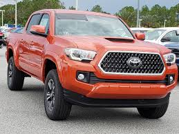New 2018 Toyota Tacoma TRD Sport Double Cab In Clermont #8710242 ... 2018 Toyota Tundra Trd Sport Exterior And Interior Walkaround Preowned Toyota Truck Highlander Le Utility In Hollywood 2017 Tacoma Crew Cab Pickup Hiram Sport Double 5 Bed V6 4x4 At Truck Youtube Review 2015 Is Your Weekend Getaway Bestride New I Tuned Suspension Nav 4 1980 4wd 49k Original Miles Paint 2016 Offroad Vs Mishawaka Jm173303