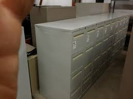 Hon 4 Drawer Lateral File Cabinet Used hon 4 drawer vertical file cabinet anderson u0027s office furniture