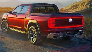 Volkswagen Atlas Tanoak – Pickup Truck Concept - YouTube
