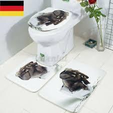 de bad bad rutschfeste teppichmatten 3d elefantendusche wc
