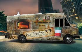 100 Pizza Catering Truck Food Schedule Tuscan Wood Fired And Craft Crepes