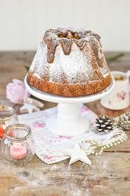 apfel marzipan kuchen mit apfelkaramell