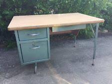 vintage metal desk ebay