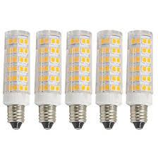 ashialight e11 led bulb soft white equal 120 volt 50 watt jd t4