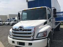 2013 HINO 258ALP BOX VAN TRUCK FOR SALE #289010