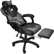 Grey Transformers Style Gaming Racing Chair Office Computer ... Pottery Barns Playstation Fniture Is The New Highend X Rocker Xpro 300 Black Pedestal Gaming Chair With Builtin Speakers Ncaa High Back Chairs By Rawlings 2pack Imperial Goto Source For This Years Dorm Room Must College Covers Ohio State Buckeyes Bunjo Dual Commander Available In Multiple Colors Zline Executive Game Tables Shop Noblechairs Epic Series White South Africa Style Office Racing Design Corsair T1 Race And Pc Proline Tall Swivel Outdoor