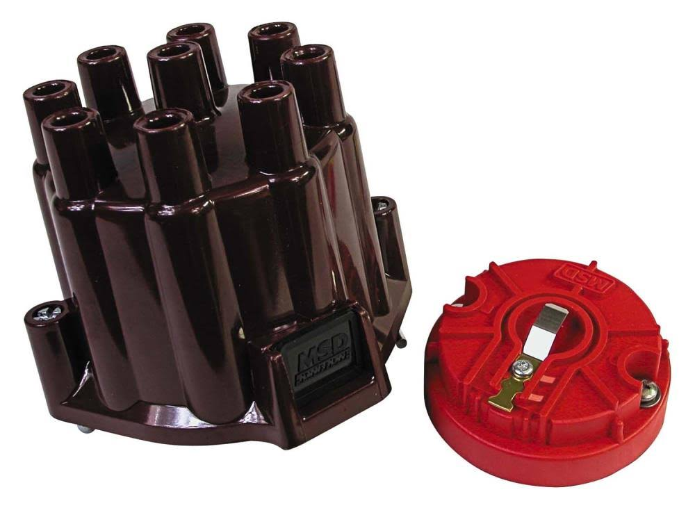 MSD 8442 Distributor Cap and Rotor Kit