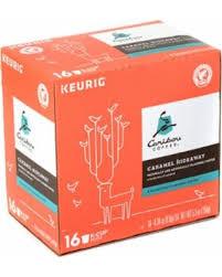 KeurigR Caribou Coffee Caramel Hideaway K CupR