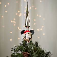 Kohls Christmas Tree Toppers by Disney Christmas Decorations Popsugar Moms