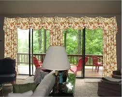 Patio Door Curtain Ideas by Kitchen Attractive Sliding Glass Door Curtains Window Treatments