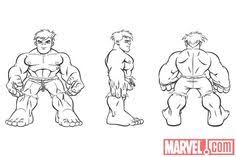 Superhero Squad Hulk Coloring Pages