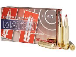 Black Hills Ammo 5 56x45mm NATO 77 Grain Sierra MatchKing Hollow Point