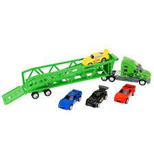 Fast Lane Race Car Carrier - Toys