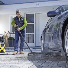 Karcher Floor Scrubber Attachment by Karcher Car Chassis Attachment For K Series Pressure Washers