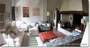 Rustic Tuscan Living Room Designs 1