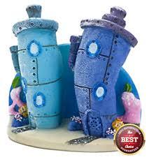 Spongebob Fish Tank Ornaments by Spongebob Aquarium Ebay