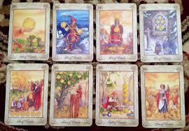 Mythic Tarot Deck Book Set the llewellyn tarot a classic versatile rws deck u2013 benebell wen