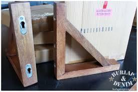 Wood Shelf Brackets Plans by Wooden Shelf Brackets Plans U2014 Interior Exterior Homie Wooden