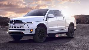 100 Picture Of Truck Tesla And The MillionMile Battery A Perfect Pickup