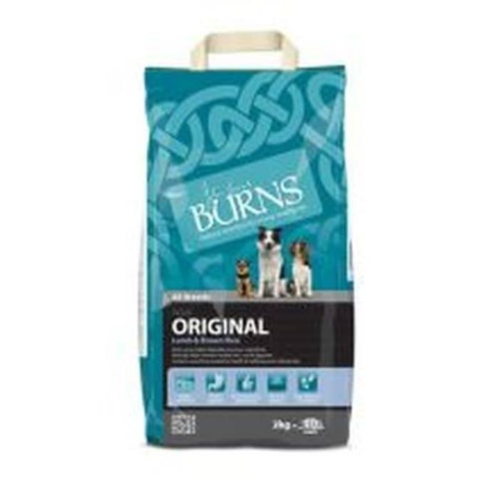 Burns Adult Original Dog Food - Lamb & Brown Rice, 2kg