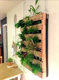 Image Result For Outdoor Planted Up Pallet Garden
