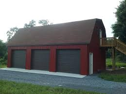 Pole Barn Garage Attic With Apartment Plans