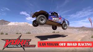 100 Las Vegas Truck Driving School VORE Off Road Experience Short Course Track Driver POV
