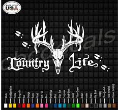 Country Life Deer Vinyl Decal Sticker Deer Truck Decals | Etsy Deer Hunting Decals Stickers For Cars Windows And Walls Huntemup Fatal Attraction Bow Rifle Muzzle Loader Black Powder Womens Life Love Brohead Decal Bowhunting Buck Car Doe Hunted Hunter Etsy Set Of 4x4 Off Road Realtree Turkey Truck Ebay Craft Beards Bucks Skull Wall Vinyl Window Detail Feedback Questions About Whitetail Buck Hunting Car Gun Antler Laptop Earlfamily 13cm X 10cm Heart Shaped Browning Style Sika Deer Decal Maryland Flag Sticker Reed Camo Marsh Weed