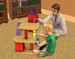 mod the sims skill building toy garage sims 2 kids