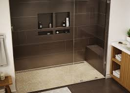 shower pans for tile