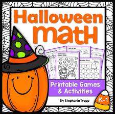Halloween Picture Books For Third Graders by Halloween Math Activities Primary Theme Park
