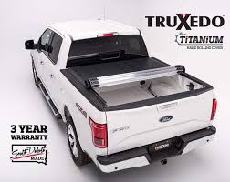100 Chevy Duty Truck Parts TruXedo Titanium Hard RollUp Tonneau Cover ColoradoGMC
