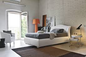 Modern Bedroom Design Ideas View In Gallery British Style With Exposed Brick Point Maddalena