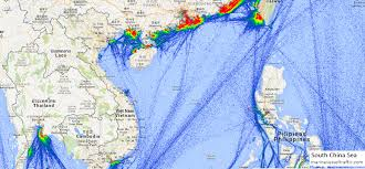 Where Did The Lusitania Sink Map by Assessing The Military Significance Of The South China Sea Land