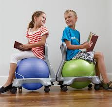 Stability Ball Desk Chair by Kids Classic Balance Ball Chair 12 Best Balance Ball Chairs For