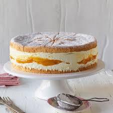 zitronenmousse torte rezept essen und trinken