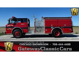 100 Ford Fire Truck 1989 For Sale ClassicCarscom CC1030082