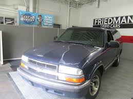100 Used Chevy S10 Trucks For Sale 2001 CHEVROLET S TRUCK For Sale At Friedman Cars Bedford