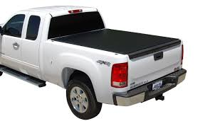 Amazon.com: Tonno Pro LR-3060 Lo-Roll Black Roll-Up Truck Bed ...